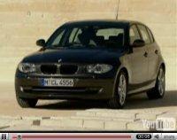 Les vidéos du jour : BMW Série 1 Phase 2 (3 et 5 portes)