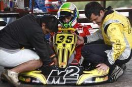 Felipe Massa a repris le karting