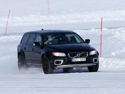 La future Volvo XC90 se prépare...