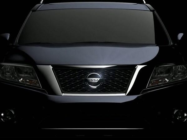 Détroit 2012 : nouvelles images du concept Nissan Pathfinder
