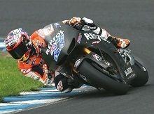 Moto GP: Casey Stoner remet le couvert