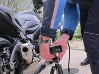 Les motos toujours dans le collimateur des autorités