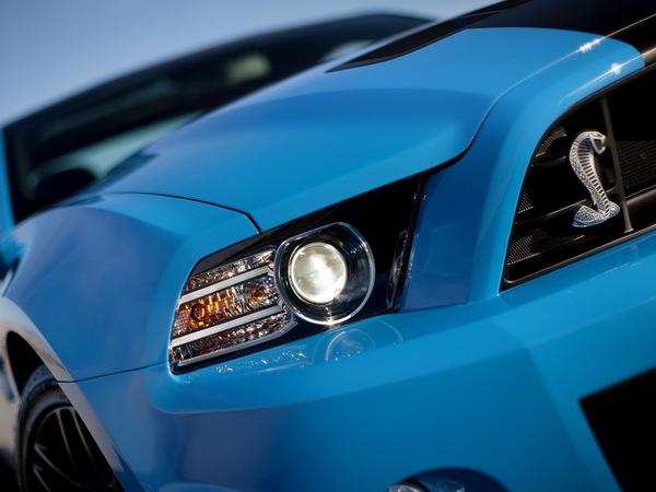 Shelby GT500 cabriolet au Salon de Detroit ?