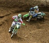 MX : championnat de France : 100 % Pourcel