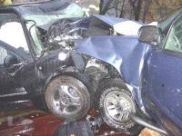 En 2006 : 4 703 morts sur les routes en France