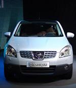 Nissan Qashqai : 1ere sortie officielle au Mondial