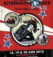 Rassemblement - Alternative Buell Days 2010: Rendez-vous en Auvergne en juin