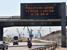 Etude : vitesse et pollution pas nécessairement reliées