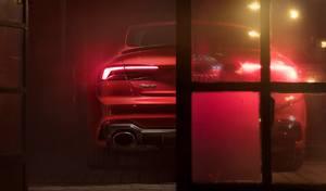 Pour une Audi, le Père Noël se met au sport