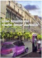 Autolib' proposera 4 000 voitures écolos en libre-service !