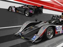 Level 5 Motorsports avec des Lola-Honda en ALMS