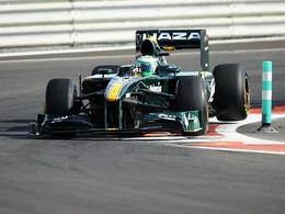 F1 - Team Lotus en jaune et vert l'an prochain