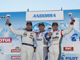 Trophée Andros - Dayraut en forme en Andorre