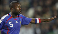 Euro 2008 : William Gallas en SLR