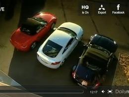 5th Gear : Audi TT-RS vs Nissan 370Z Roadster vs Porsche Boxster S, un combat de pilotes avant tout