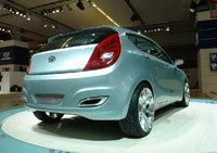 Hyundai HED3 Arneis au Mondial de Paris