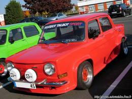 La p'tite sportive du lundi: Simca 1000 Rallye.