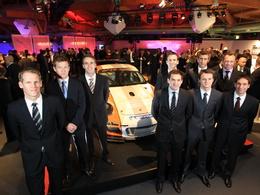 Les pilotes Porsche pour 2011