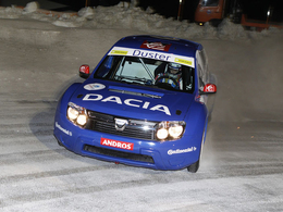 Trophée Andros/Andorre - Prost repart en tête