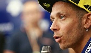 MotoGP: Fracture tibia péroné et fin de partie pour Rossi?