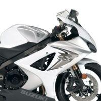 Nouveauté 2008 : les coloris du Suzuki GSX-R 1000