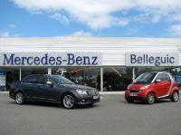 Smart et Mercedes électriques dévoilées par Daimler en 2010