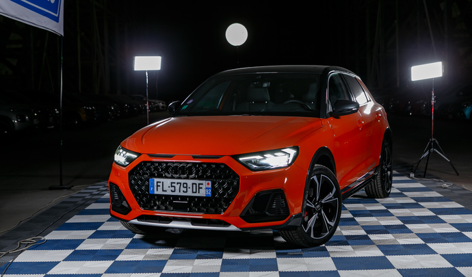 Audi A1 Sportback : fashion - Salon de l'auto Caradisiac