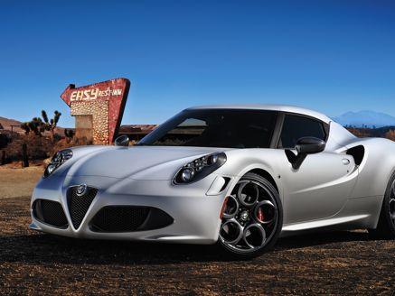 Une Maserati sur la base de l'Alfa Romeo 4C: la rumeur est de retour!