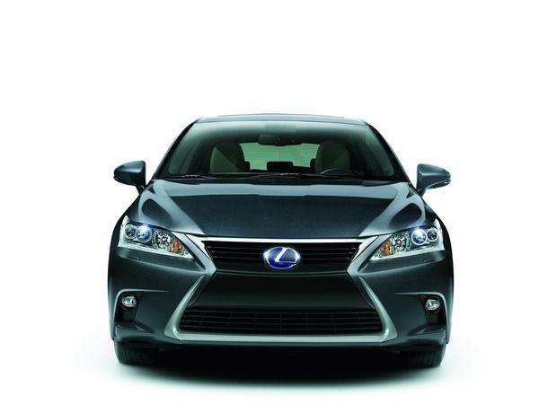Lexus : vers un remplacement de la compacte CT 200h par un petit crossover ?