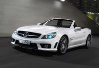 Mercedes SL63 AMG Edition IWC : l'heure limite