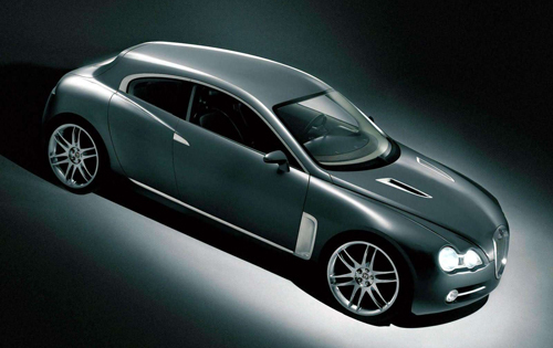 Jaguar : un nouveau coupé 5 portes pour concurrencer l'Audi A5 Sportback?