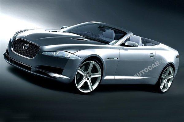 Jaguar XE Roadster : comme ça ?