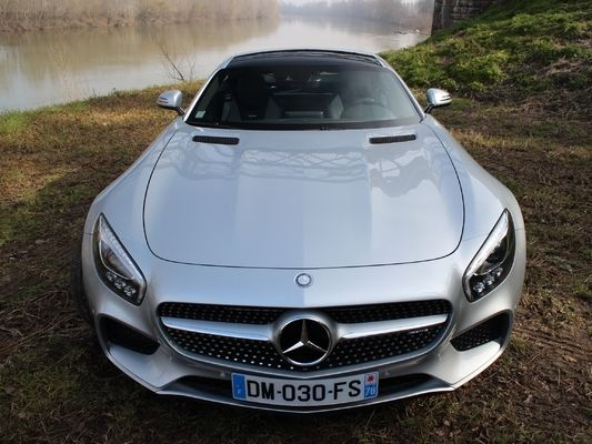 Mercedes AMG GT R : elle sera présente à Goodwood
