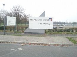 Le climat toujours aussi tendu à l'usine PSA d'Aulnay-sous-Bois