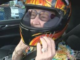 A 60 ans passés, ils font du drag racing en couple