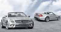 Mercedes CK50 by Carlsson : encore une SL revue