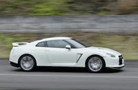 La Nissan GT-R 2010 se dévoile...