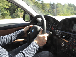 L'étude anglaise qui gratte : les conducteurs de BMW klaxonnent  3 fois plus que la normale !