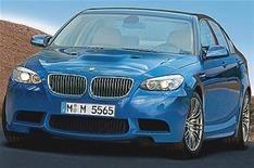 Future BMW M5 2011 : V10 5.5 l et 550 ch