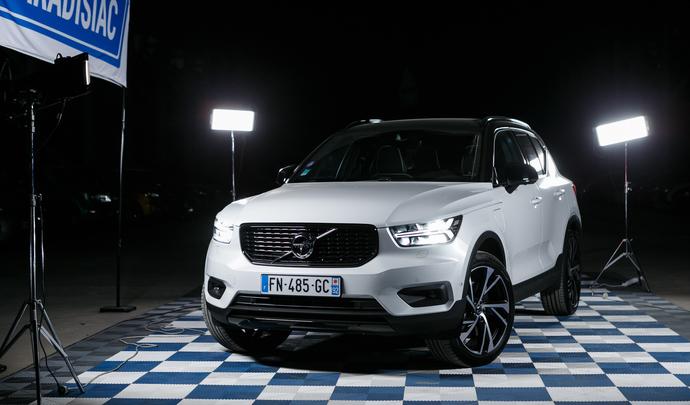 XC40 : le guide d'achat de la Volvo la plus vendue - Salon de l'auto Caradisiac 2020