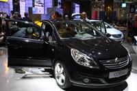 Nouvelle Opel Corsa en direct du Mondial