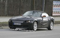 Future BMW Z4'2 : CC l'anti Mercedes SLK !