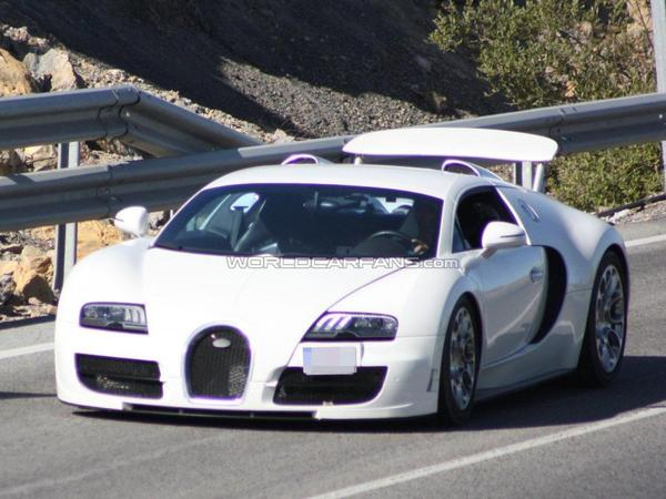 La Bugatti Veyron Grand Sport Super Sport parfait sa condition