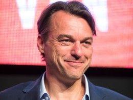 Laurens Van Den Acker (Renault) élu designer de l'année par le magazine Autocar
