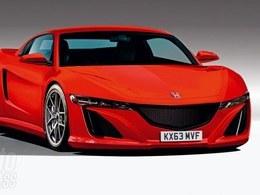 Future Honda NSX: seulement 350 ch?