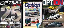 Presse : Option Auto a 25 ans, pas moi