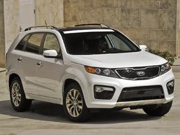 Les Kia Sorento et Hyundai Santa Fe au rappel pour un problème de freins