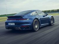 Porsche 911: voici la 992 Turbo