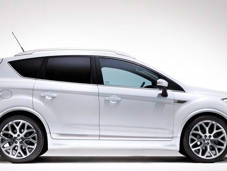 Ford : le remplaçant du Kuga présenté sous la forme d'un concept-car à Detroit