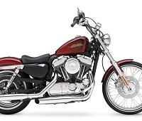 Nouveauté 2012 - Harley Davidson Sportster Seventy Two: The California Touch